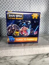 Angry Birds Star Wars 150 Piece Super 3D Puzzle NEW SEALED