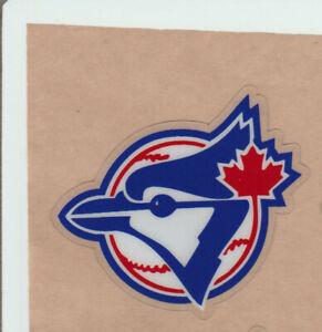 Toronto Blue Jays FULL SIZE MLB BASEBALL BATTING HELMET DECAL / WINDOW STICKER