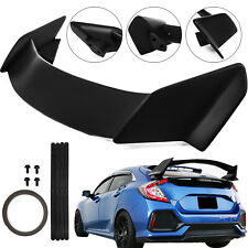 Spoiler for Honda Civic Hatchback 2016-2018 5 Door Unpainted Hatch