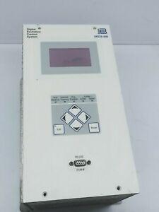 BASLER DECS 200-1L DIGITAL EXCITATION CONTROL SYSTEM DECS 200