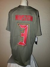 e2e32dfb1 Tampa Bay Bucs Support Military Buccaneers Jersey Womens Size L 3 Winston