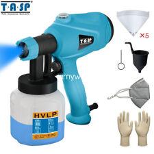 Electric Spray Gun HVLP Paint Sprayer Painting Compressor 120V/230V
