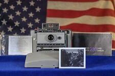 AAA Batteries Polaroid Land Camera 230 Film Tested Restored NICE STARTER