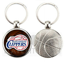 LOS ANGELES CLIPPERS NBA BASKET KEYRING-KEYCHAIN-PORTACHIAVI-LLAVERO PORTE-CLES