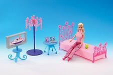 NEW Fancy Life DOLLHOUSE FURNITURE Bedroom PLAYSET (2914)