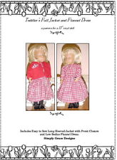 Sasha Toddler Dress and Jacket for Baby Sasha/Toddler~ Simply Grace Designs
