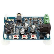 Bluetooth 4.0 PAM8610 Audio Receiver Digital Stereo Amplifier 12V DC 10W+10W New
