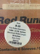 New listing Red Runner B20 Dampening Sleeve