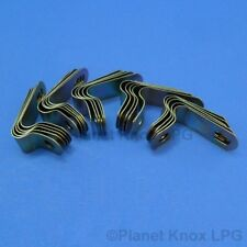 LPG Autogas 25x Copper pipe P clips for 6mm or 8mm pipe