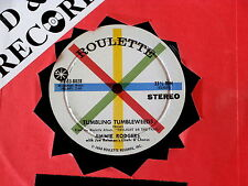 JIMMIE RODGERS~ TUMBLING TUMBLEWEEDS~ COMPACT 33~ NEAR MINT~ STEREO ~ COUNTRY 45