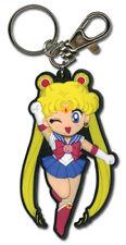Authentic Sailor Moon SD PVC Keychain!
