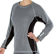 Arctic Cat Women's Athletic Fit Polyester Base-Layer Crew Neck Shirt - 5282-18_