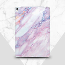 Pink Marbled iPad 6 Pro 9.7 2018 11 Silicone Case Stone iPad Air 3 Pro 10.2 2019