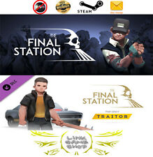 The Final Station + TFS: The Only Traitor DLC PC & Mac Digital STEAM KEY
