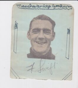 FOOTBALL CLUB 1943-44 SIGNED AUTOGRAPH ALBUM PAGE NUMBER 06