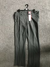 Girls M&S School Trousers Slim 29inch waist new with tags