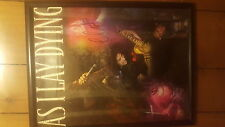 Autographed As i lay dying poster original band