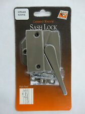 Andersen Casement  Window Sash Lock # 7230 RH With Keeper and Screws, Stone