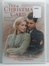 The Christmas Card (DVD, 2007) Hallmark John Newton Alice Evans NEW