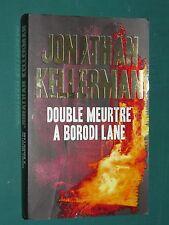 Double meurtre à Borodi Lane Jonathan KELLERMAN