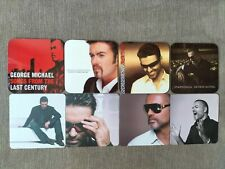 More details for george michael drinks coasters set of 8