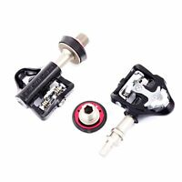 """Wellgo QRD-II MG-8 Magnesium Road Bicycle Clipless Quick Release 9/16"""" Pedal"""
