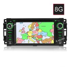 Car DVD GPS For Jeep Wrangler Grand Cherokee Compass Patriot Commander Liberty