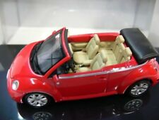1/43 Autoart VW New Beetle Cabrio (rot)