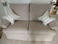 Multiyork High Back Two Seater Sofa and Chair with 5 sets Removable Covers.