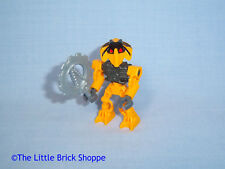 LEGO Bionicle playset minifigure bio018 HEWKII & weapon accessory from 8925 8927
