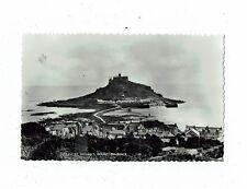 CORNISH POST CARD REAL PHOTO ST MICHAEL`S MOUNT PENZANCE  1140