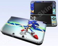 Nintendo 3DS XL Skin Vinyl Decal Sticker - Sonic the Hedgehog
