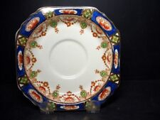 T. HUGHES & SON IMPERIAL DERBY SAUCER ONLY [5]  - g