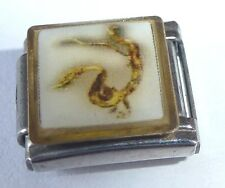 DRAGON Italian Charm DR35 - Chinese Fire Symbol - fits ALL 9mm Starter Bracelets