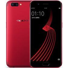 "Oppo R11 Dual Sim LTE Red 5'5"" AMOLED Octa-core 64GB 4GB RAM Phone By FedEx"