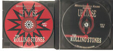 "THE ROLLING STONES ""Up Close"" Media America Radio Show 4 CD Cues"