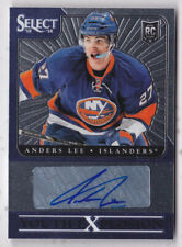 2013-14 Select Youth Explosion Autographs #YEAL Anders Lee Auto