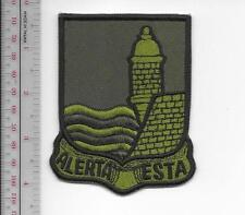 US Army Puerto Rico 296th Infantry Puerto Rico Army National Guard Unit Alerta a