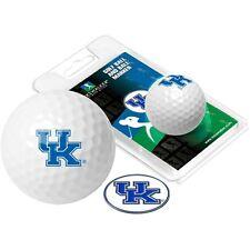 Kentucky Wildcats Golf Ball with Ball Marker