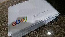 """eBay Branded Airjacket Envelopes 6.5"""" x 8.75""""  Pack of 10"""