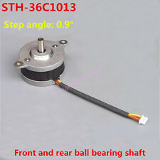 2-Phase 4-Wire 0.9 De Stepping Stepper Motor Thin Short shaft For 3D Printer CNC