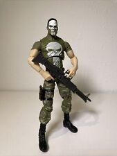 2009 Marvel Legends Punisher Camo Variant Walmart  Exclusive w/o Nemesis BAF ?