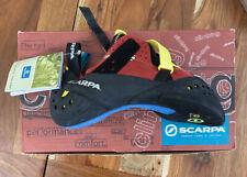 Scarpa Furia S Rock Climbing Shoe   Size Us M 10.5 Eu 44
