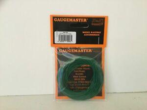 GM11GN Gaugemaster - Green Wire 10m (7 x 0.2mm)