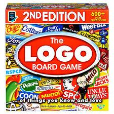 The Logo 2nd Edition Board Game Australian 94203