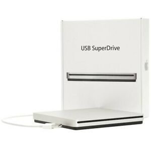 Macbook USB SuperSrive