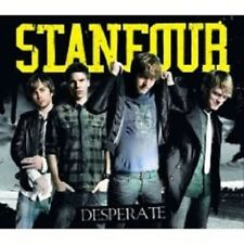 "STANFOUR ""DESPERATE"" CD SINGLE MIT VIDEO NEU"
