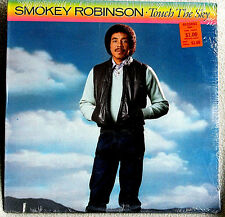 Smokey Robinson Touch the Sky 1982 Tamla Records # 6030TL R&B SOUL Sealed LP