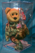 AUTHENTICATED TY HERO the BEAR - CODY BANKS PROMO - MWMT - MQ