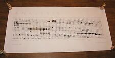 """""""ANALYSIS"""" By TOM KEMP (Limited Edition #60/250) (28"""" x 59 1/2"""") (Signed)"""